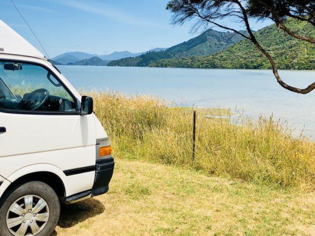 Neuseeland mit dem Camper