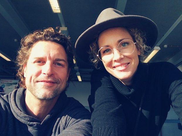 Claudia Hiersche und Ron Holzschuh